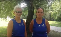Irena Andjusic and  Anja Pantic – about our tournament